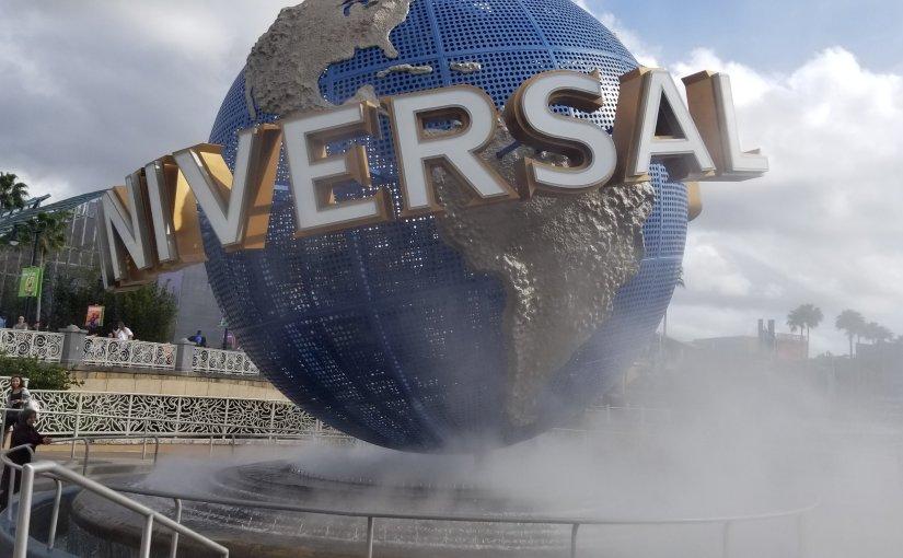 Universal Studios Orlando2019